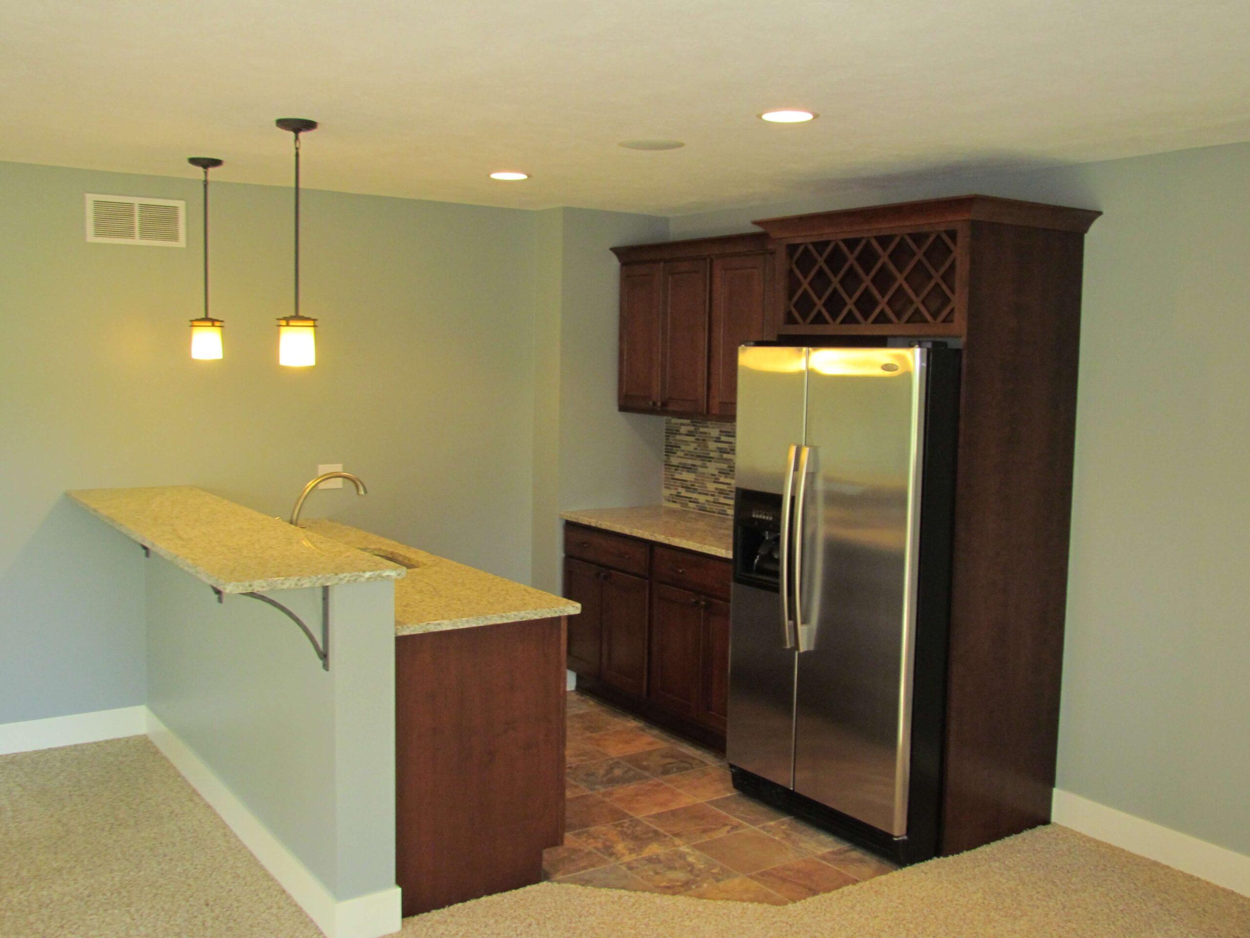 basement kitchen_feld after